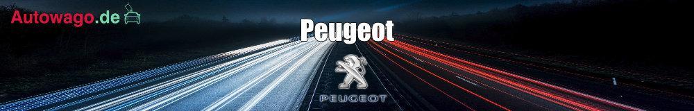 Peugeot Reimport EU-Neuwagen bei Autowago in Stuhr Bremen
