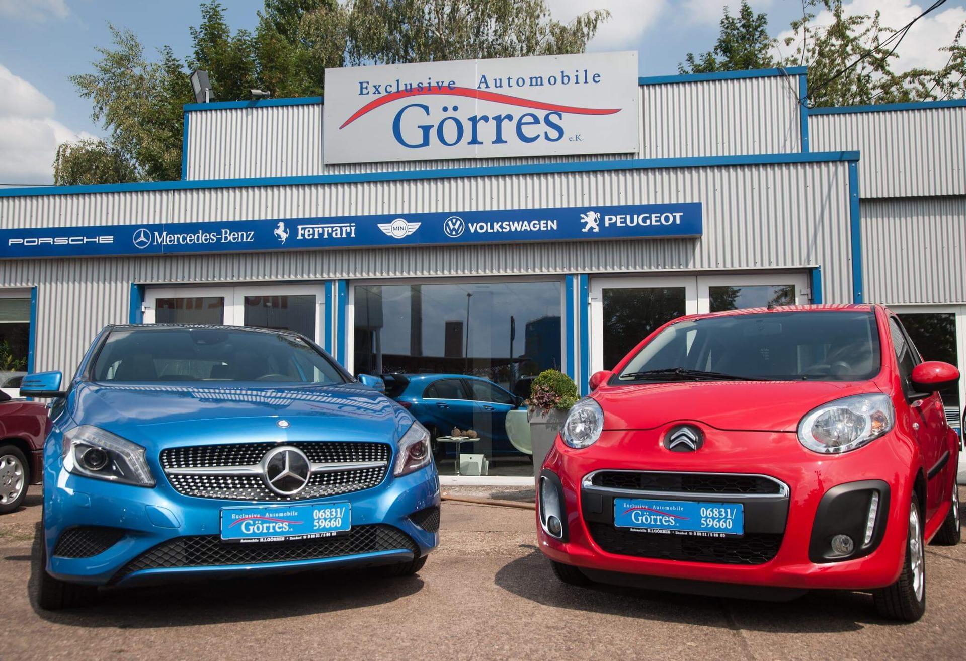 Exclusive Automobile Görres