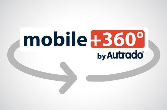 mobile+360 App - Fahrzeuge in 360° ablichten. Innen wie außen.
