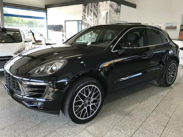 Gebrauchtfahrzeug Porsche Macan - S Diesel 0% FINANZIERUNG  Panoramadach Xenon UVM