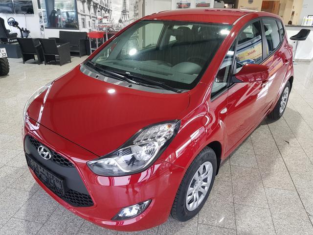 Hyundai ix20 - 1.6i *Euro 6 d-Temp*Klima*Radio AUX CD*