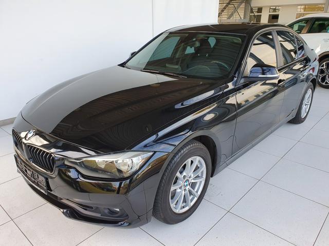 Gebrauchtfahrzeug BMW 3er - 320i  Automatik Leder Klimaauto SHZ