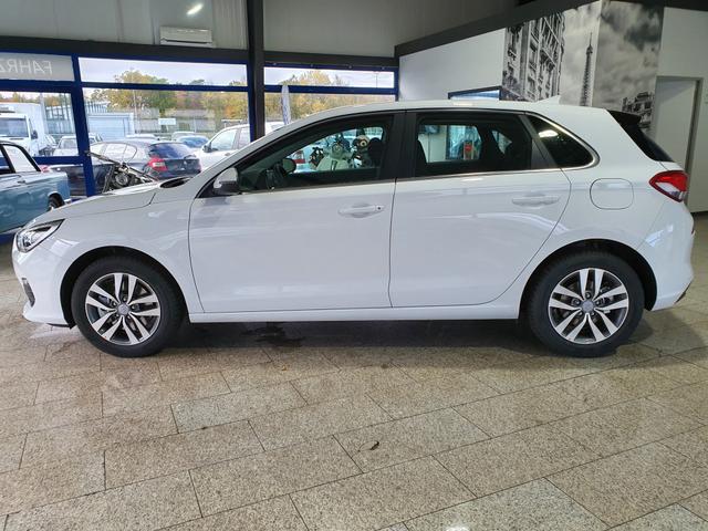 Hyundai i30 HB 1.0 T-GDI Style *Neues Modell 2019*7DCT*LED*Navi*Klimaauto*PDC*
