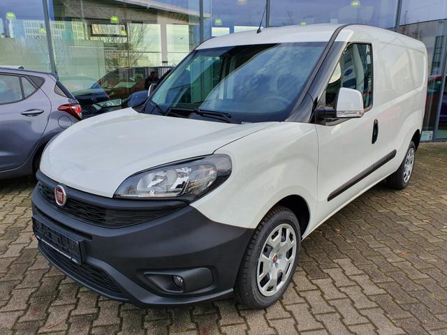 Lagerfahrzeug Fiat Doblo - 1.4 16V L2H1  Klima Trennwand ZVR