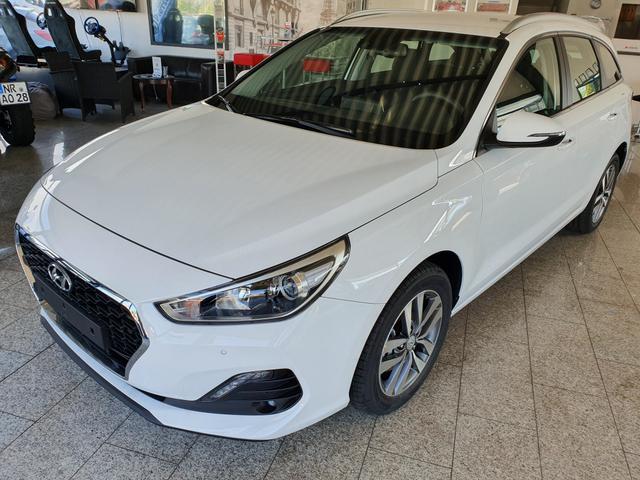 Hyundai i30 Kombi 1.4i CVVT Start *Klima*Bluetooth*Tempomat*ZVR*