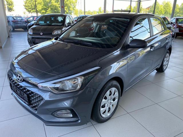 Lagerfahrzeug Hyundai i20 - 5T 1.0  SOFORT   Navi PDC R.Cam Klima