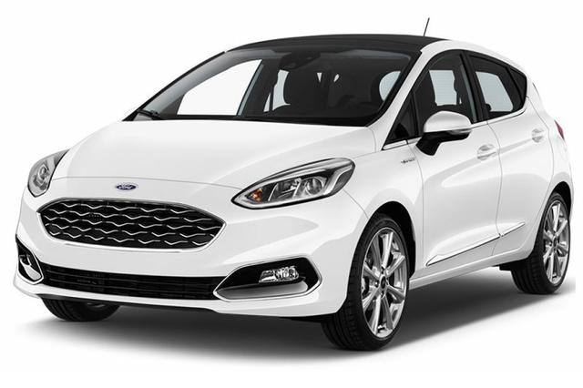 Lagerfahrzeug Ford Fiesta - 1.0 EcoBoost Cool&Connect  LED Klima Sync3 PDC