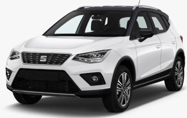 Vorlauffahrzeug Seat Arona - XCELLENCE, 1.6 TDI,  16'' Park Assist PDC H V''R.cam Full LED SHZ ACC Klimaauto