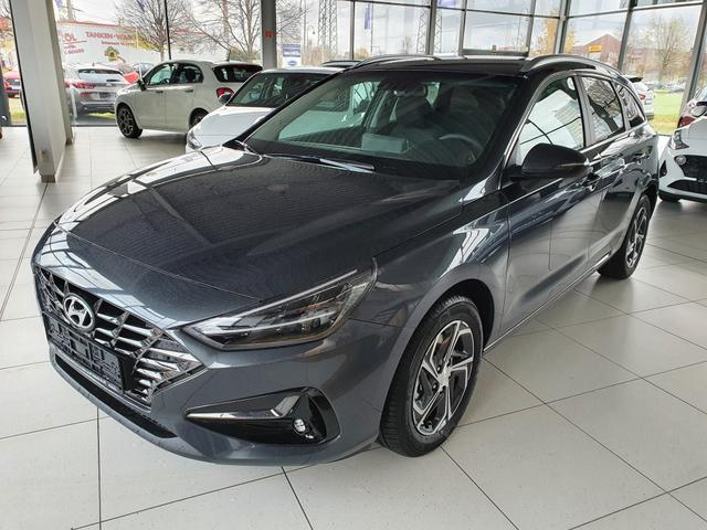 Vorlauffahrzeug Hyundai i30 Kombi - WG 1.6 CRDi Style  FACELIFT 2020 LED Navi Klimaauto PDC
