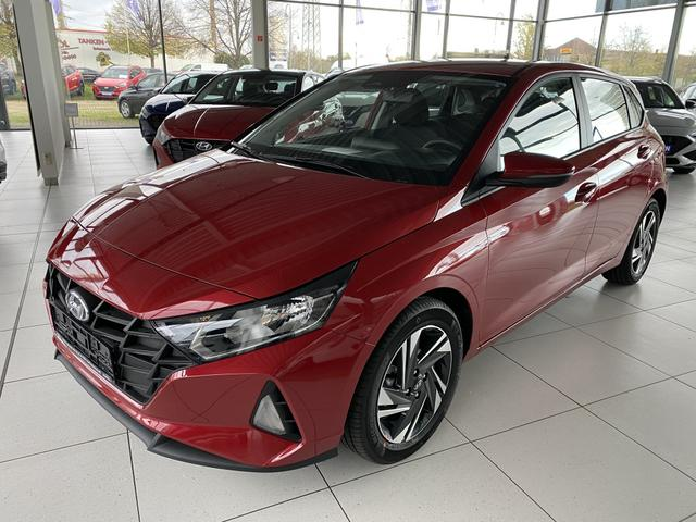Lagerfahrzeug Hyundai i20 - 1.2  SOFORT  SONDERZINS ab 0,89%   Google Android Klima Sitzheizung Rückfahrkamera Parksensoren Alu16