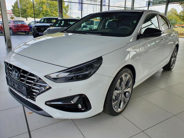 Vorlauffahrzeug Hyundai i30 - FB 1.6 CRDi Komfort  FACELIFT 2020 7DCT Klima PDC ZVR