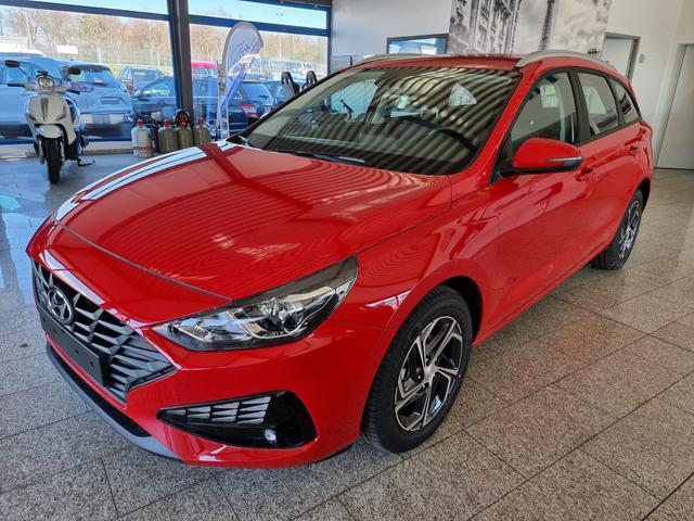 Lagerfahrzeug Hyundai i30 Kombi - WG 1.0 T-GDI Komfort  SOFORT  SONDERZINS ab 0,89%  Klima PDC ZVR