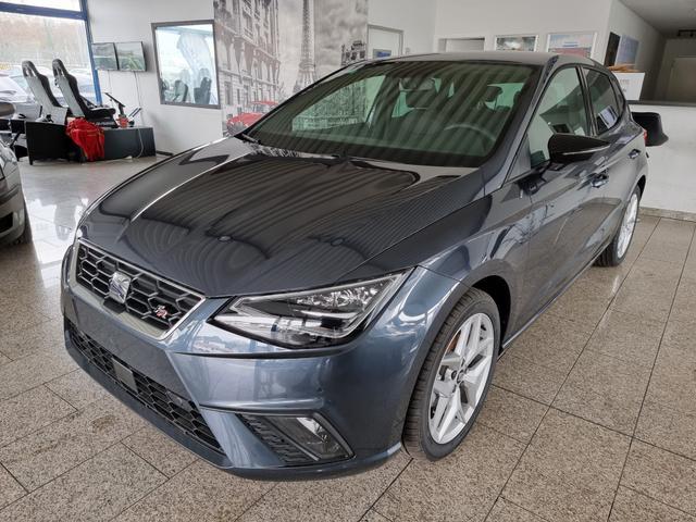 Lagerfahrzeug Seat Ibiza - FR 1.0 TSI  SOFORT  SONDERZINS ab 0,89%   LED Klimaauto SHZ Full-Link