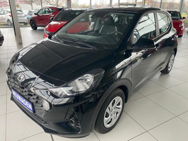 Lagerfahrzeug Hyundai i10 - 1.0AT  SOFORT  SONDERZINS ab 0,89%
