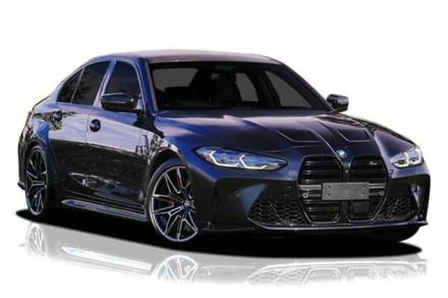 Vorlauffahrzeug BMW M3 - Competition Modelljahr 22 Carbonsitze UVM