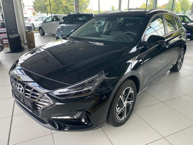 Lagerfahrzeug Hyundai i30 Kombi - WG 1.5 T-GDI 48V Style  FACELIFT 2021 LED Klimaauto PDC