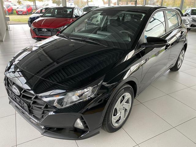 Vorlauffahrzeug Hyundai i20 - 1,0 T-GDI  7Gang-DCT Klimaanlage Sitzheizung Parksensor Digital Radio
