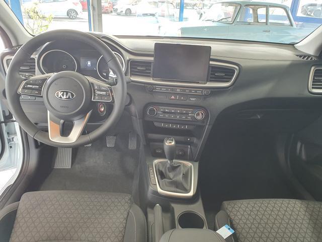 Kia cee'd SW 1.4 T-GDI *Klimaauto*PDC*Alu 16*Bluetooth*ZVR*