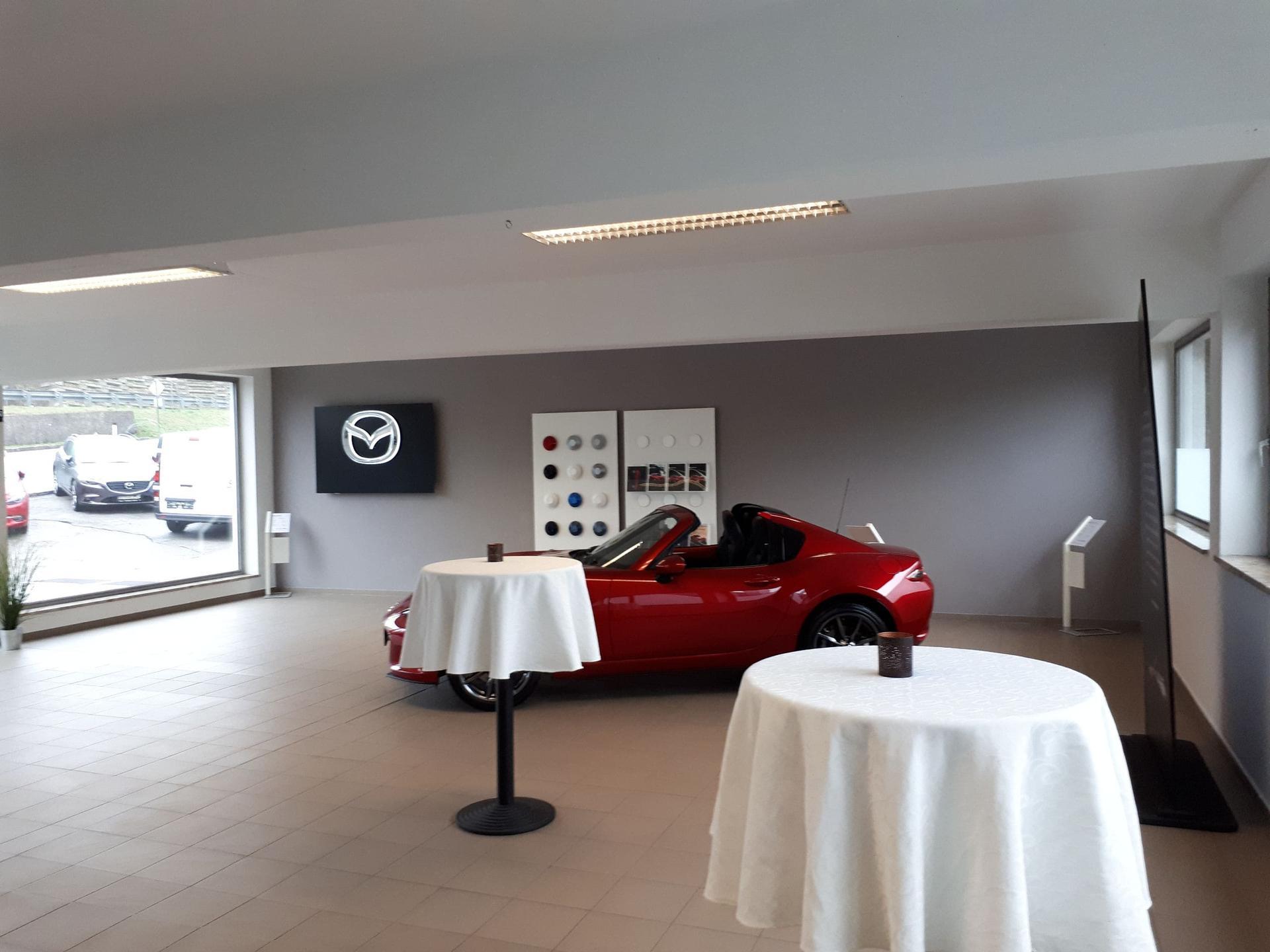 Autohaus Buchegger Ihrem Vertragshändler für Mazda und Fiat sowie Kfz-Meisterbetrieb für alle Marken