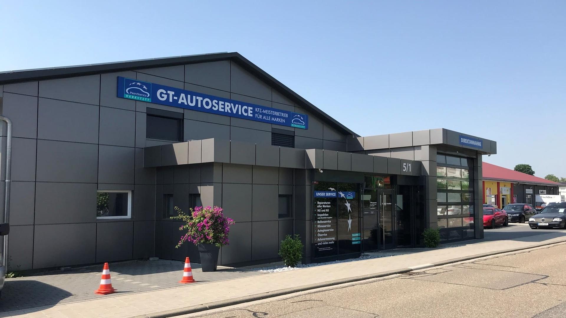 GT-Autoservice KFZ-Technikerbetrieb!