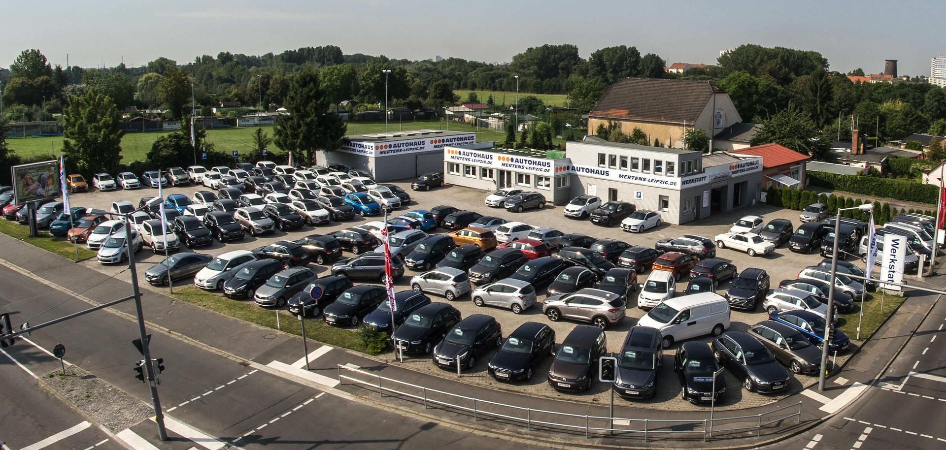 Autohaus Mertens - seit über 25 Jahren KfZ-Meisterbetrieb und Partner für gute Autos