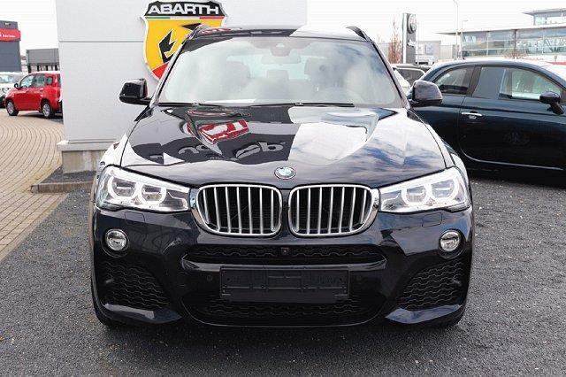 BMW X3 - xDrive35d Sport-Aut. M Sport +LED NAVI LEDER