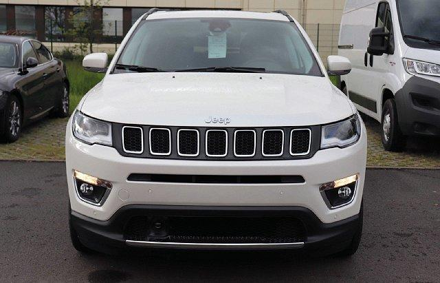Jeep Compass - Limited 1.6l MultiJet 88kw SD NAV XEN 19