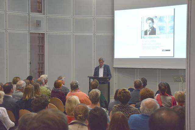 23.9.2019: Dr. Michael Stepfan, Direktor Stadtarchiv München