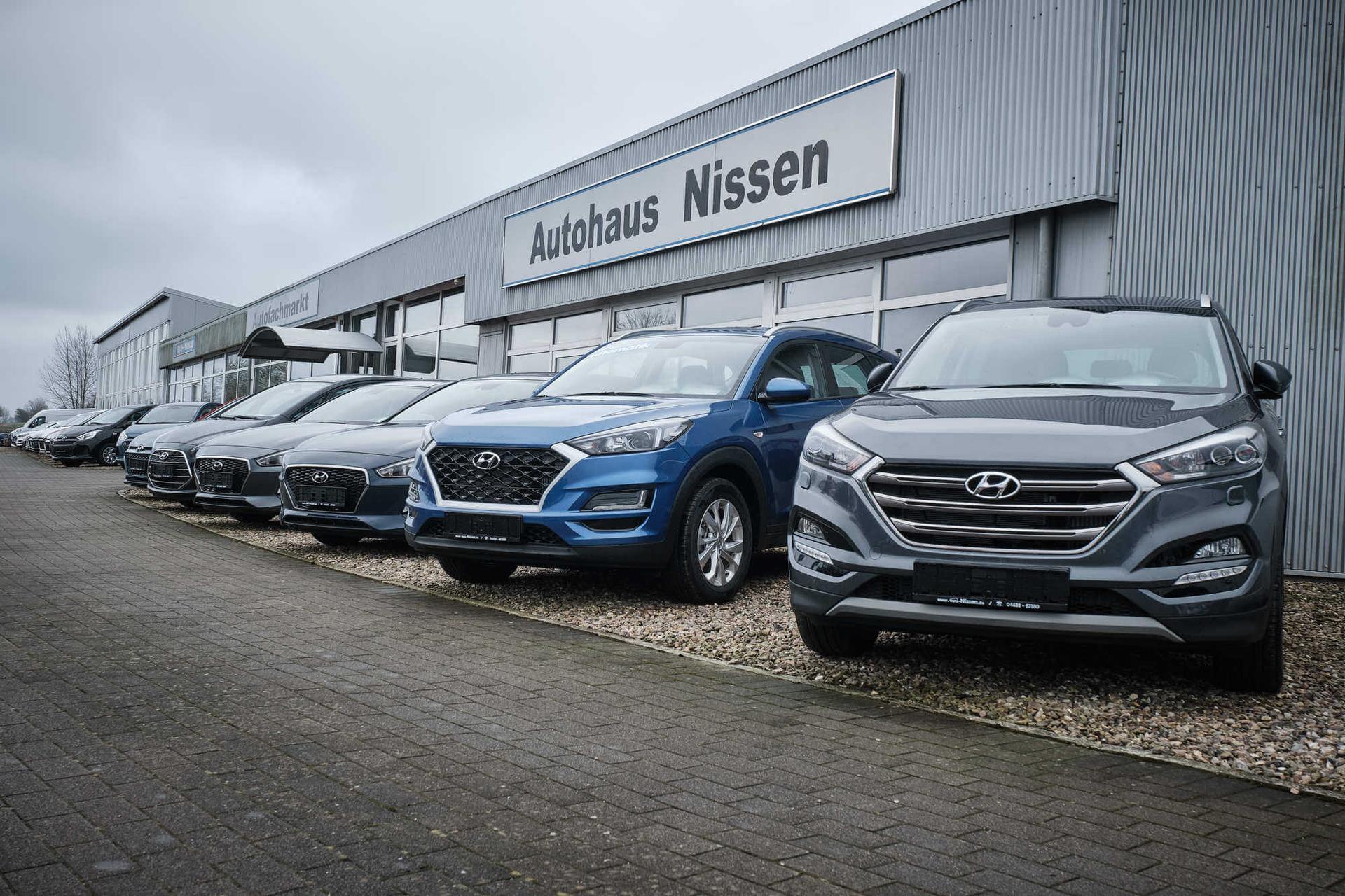 Autohaus Nissen GmbH - Werkstatt und Autohaus