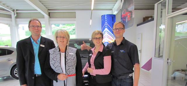Ansprechpartner Autohaus Kappes