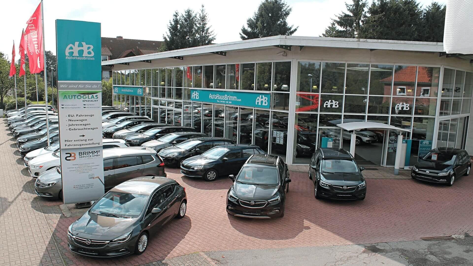 Autohaus Brimm - Neu- und Gebrauchtfahrzeuge im Süden Hamburgs