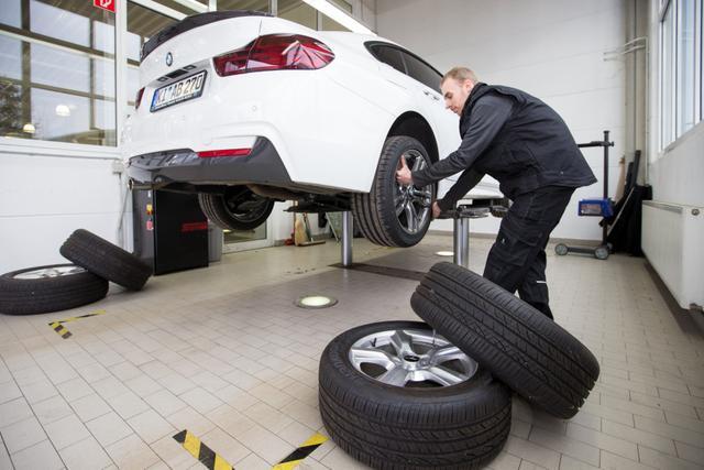 Werkstatt - Autohaus Brimm GmbH