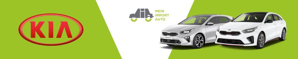 Kia Reimport Angebote bei mein-import-auto.at