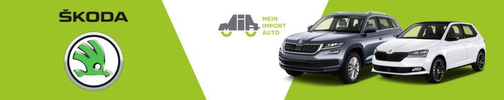 Skoda Reimport Angebote bei mein-import-auto.at