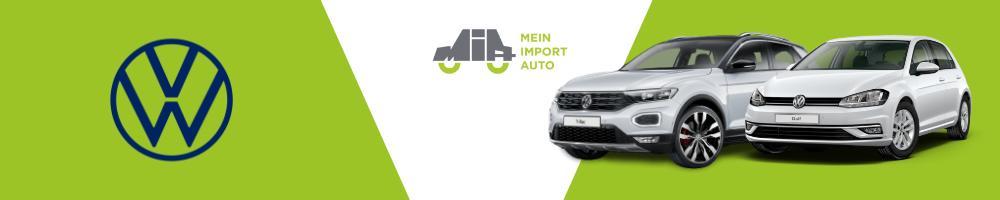 Volkswagen Reimport Angebote bei mein-import-auto.at