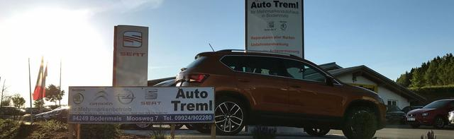 Auto Treml GmbH Verkauf von EU-Fahrzeugen, Neu- und Gebrauchtwagen