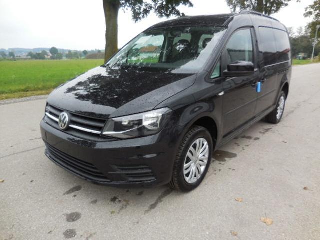 Volkswagen Caddy Maxi - 1,4TSi Trendline DSG 7 Sitze Navi,SHZ,PDC