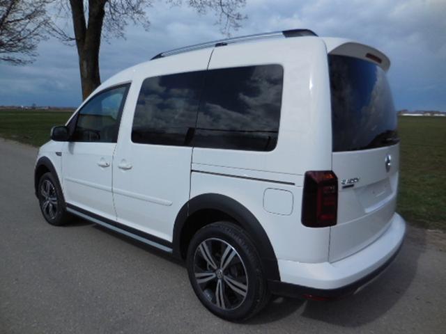 Volkswagen Caddy    2,0TDi Alltrack Navi,ACC,SHZ,17''