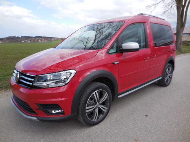 Volkswagen Caddy - 1,4TSi Alltrack Navi,ACC,SHZ,17'' Vorlauffahrzeug