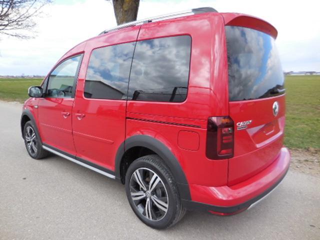 Volkswagen Caddy    1,4TSi Alltrack Navi,ACC,SHZ,17''