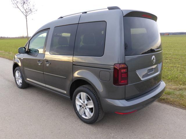 Volkswagen Caddy    2.0TDi Special Plus 6Gang Navi,ACC,SHZ,16'' Alu