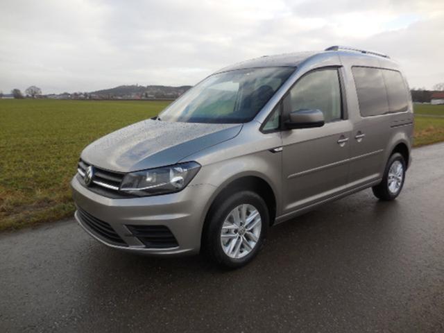 Volkswagen Caddy - 2.0TDi Special Plus DSG Navi,ACC,SHZ,15 Alu