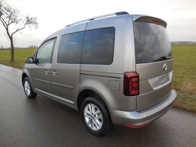 Volkswagen Caddy    2.0TDi Special Plus DSG Navi,ACC,SHZ,15 Alu