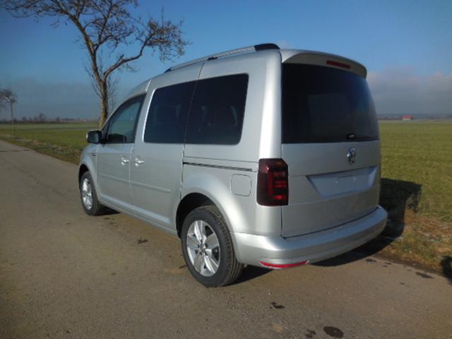 Volkswagen Caddy    2.0TDi Special Plus 5Gang Navi,ACC,SHZ,15'' Alu