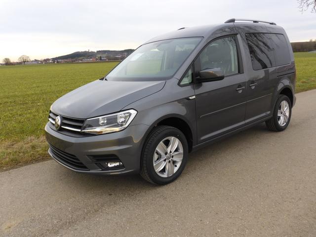 Volkswagen Caddy - 1,4TSi Special Plus DSG Navi,ACC,SHZ,16'' Alu Vorlauffahrzeug