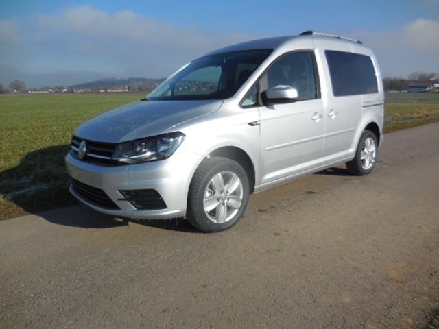 Volkswagen Caddy - 1,4TSi Special Navi,ACC,SHZ,16'' Alu