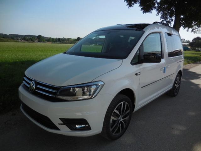 Volkswagen Caddy - 2,0TDi Edition 35 Navi,ACC,SHZ 17Zoll Vorlauffahrzeug