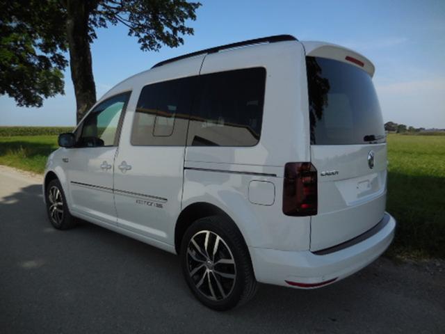 Volkswagen Caddy    2,0TDi Edition 35 Navi,ACC,SHZ 17Zoll