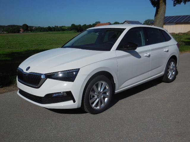Skoda Scala - 1,0TSi Style LED Mirror 17 SHZ