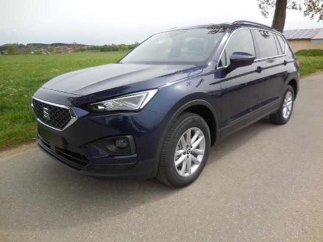 Seat Tarraco - 2.0TDi Style DSG 4Drive Navi LED Virtual 7 Sitzer